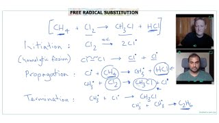 FREE RADICAL SUBSTITUTION TIPS | A Level Chemistry Tutor