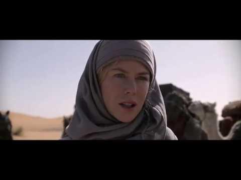 「アラビアの女王 愛と宿命の日々」予告