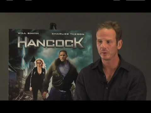 HANCOCK director PETER BERG discusses making a non comic book based film