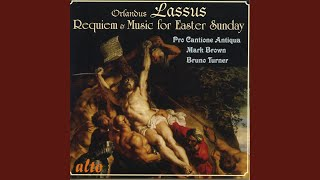 Requiem for Four Voices: Tractus ABSOLVE DOMINE