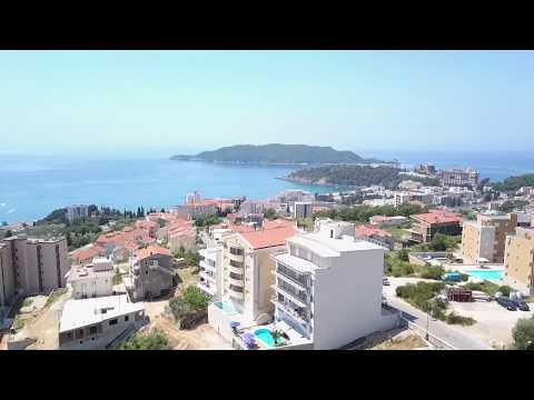 MonteLux Apartments - Budva Montenegro