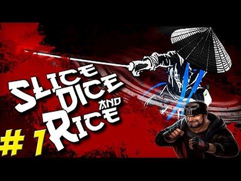 Super Best Friend Matt Comes to Play: Slice, Dice & Rice! Part 1 - YoVideogames