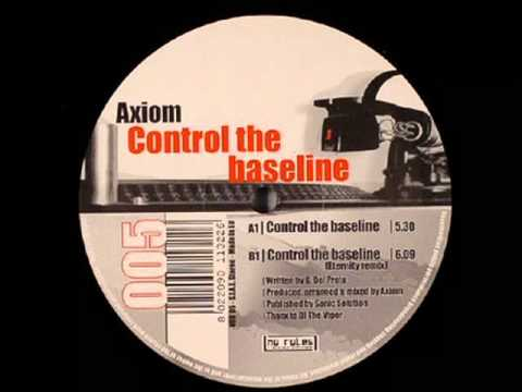 Axiom - Control The Baseline