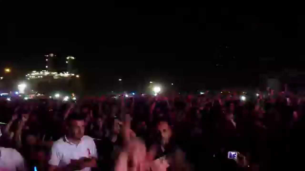 Avicii en Barcelona Beach Festival 2014 con Europa FM