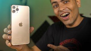 iPhone 11 PRO و اخيرا وصل
