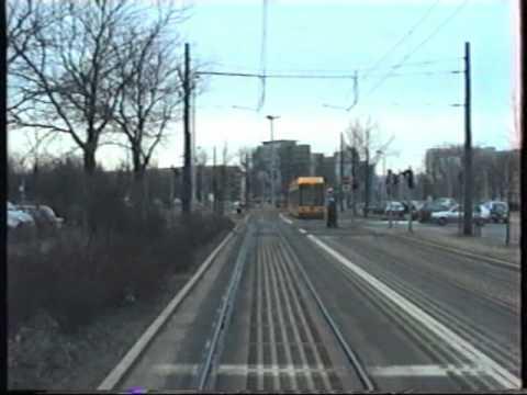 Straßenbahn Dresden 2003 linia 3