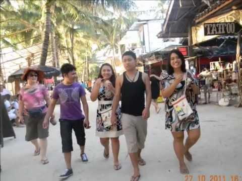 Boracay Adventure: 2011 Buena Familia Escapade
