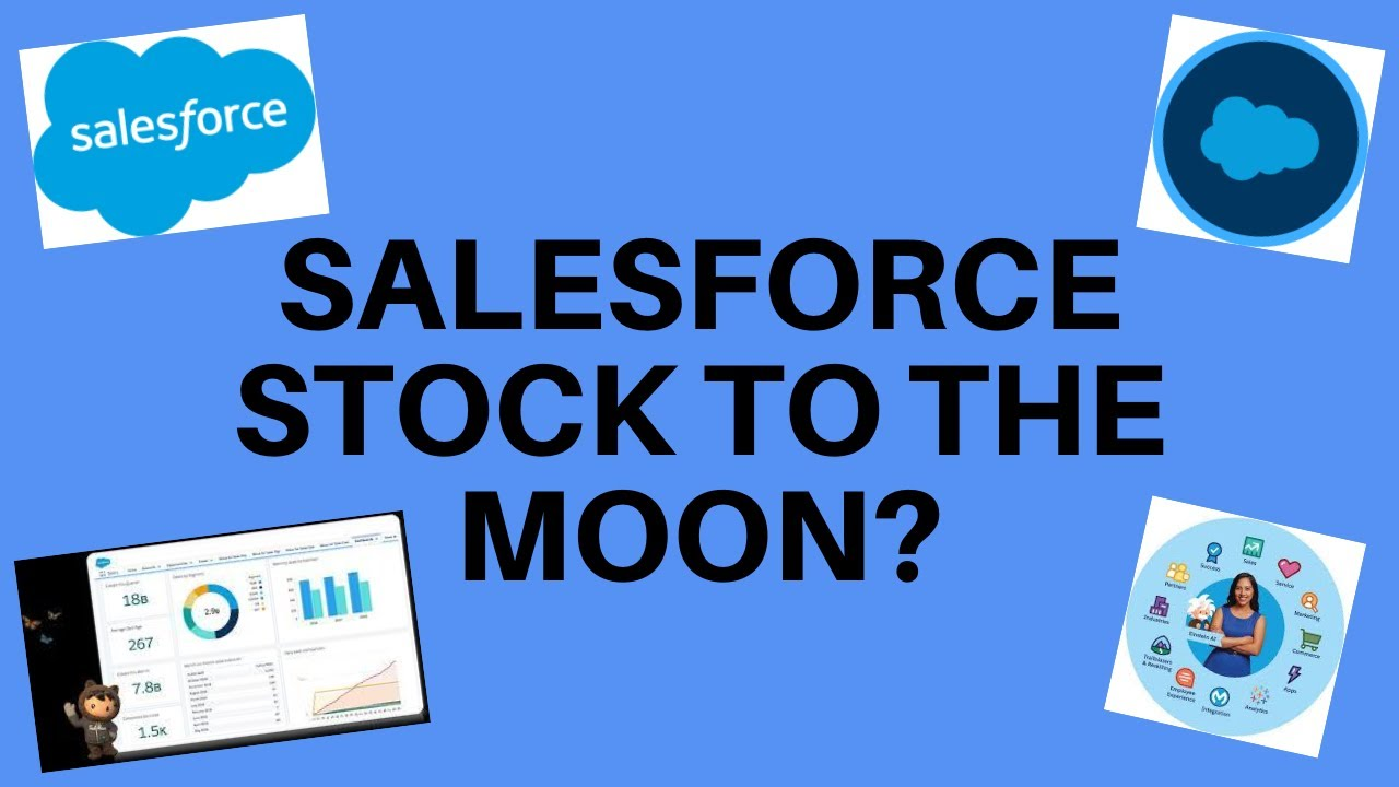 Salesforce's stock closes down more than 8% as Wall Street ...