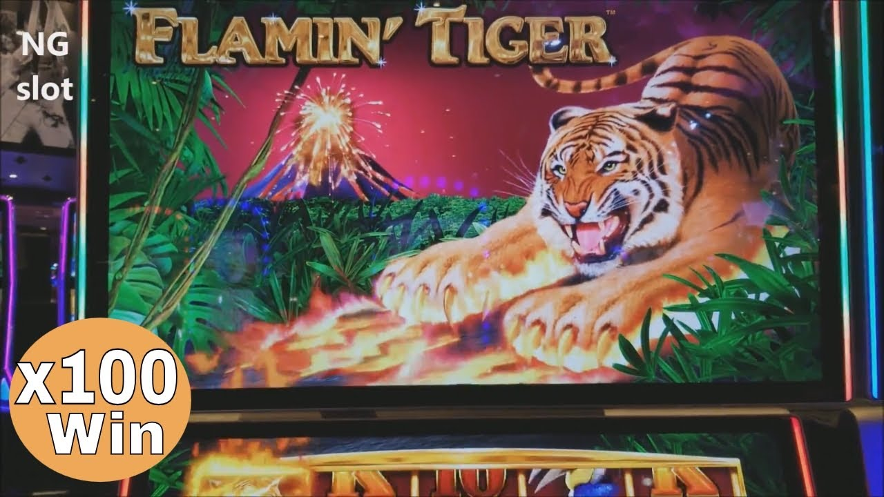 Tiger Slot Machine