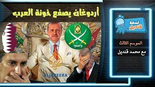 اردوغان يصفع حمد بن جاسم على قفاه ويحرج الإخوان والإعلام القطري