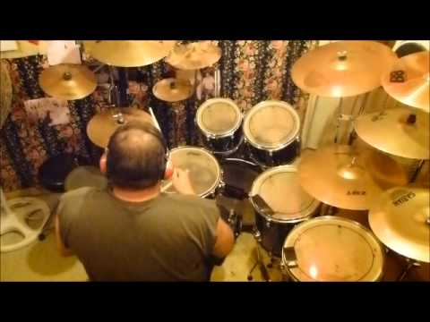 Everything Is Gonna Be All Right John Farnham Drum Cover