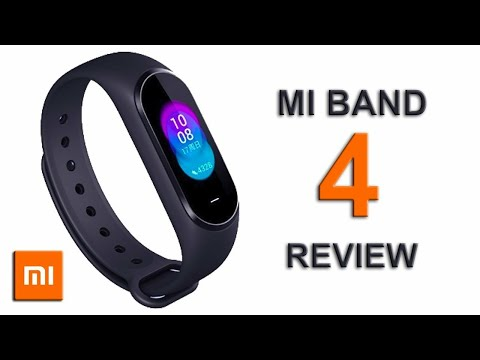 Mi Band 4 - Review l First Look l  Specifications  l Price l Launch Date l