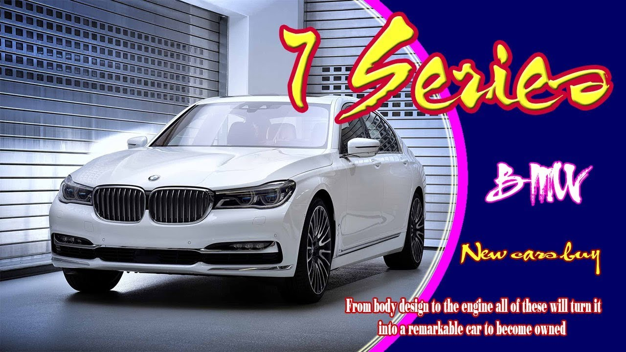2020 Bmw 7 Series 2020 Bmw 7 Series Coupe 2020 Bmw 7 Series