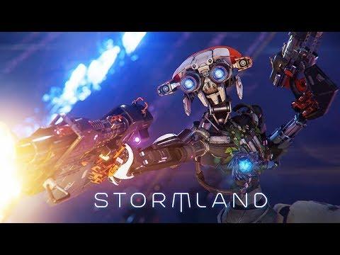 Stormland | Insomniac Games