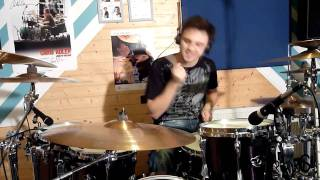 Marian - Hinder - 2 Sides of Me (drumcover)