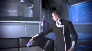 Mass Effect 2 - Catching Up Achievement [Full Length] while romanced (1080p)