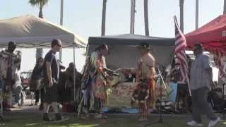 Hand Drum Tie Breaker Powwow By The Sea 2013