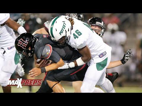 5-Star LB Malik Jefferson Poteet TX -  Highlights