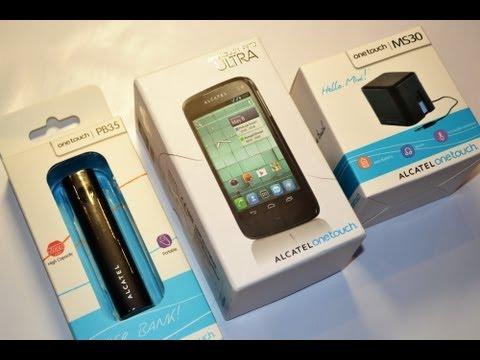 Разыгрываем смартфон ALCATEL ONE TOUCH 997D: спецвыпуск №2