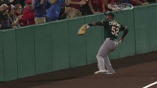 Beisbol | TOP 5 Mejores Tiros desde los Jardines