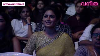 അപ്പൊഴേ പറഞ്ഞതാ... ൈതക്കുടം ബ്രിഡ്ജ്ജിലെ അച്ഛൻ എന്നാ എനർജിയാന്നേ Vanitha Film Awards 2019 Part 9 Video