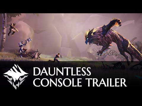 Dauntless launches with cross-play on PC and consoles   PC Gamer