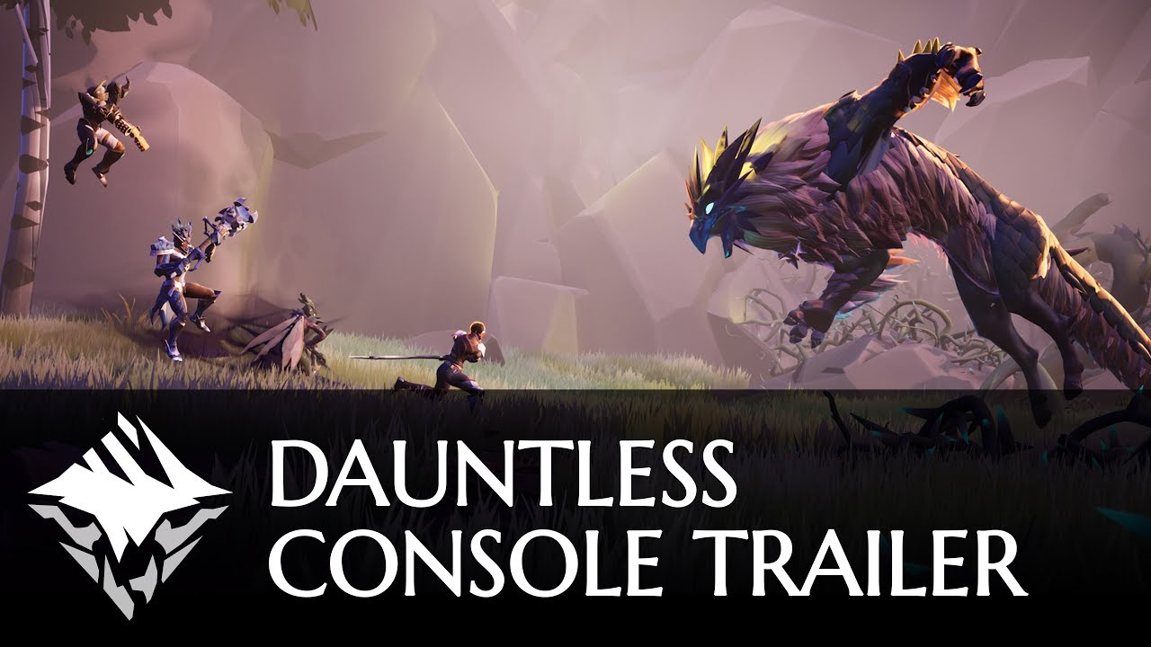 Dauntless Becomes First Game To Launch With PS4 Cross-Play