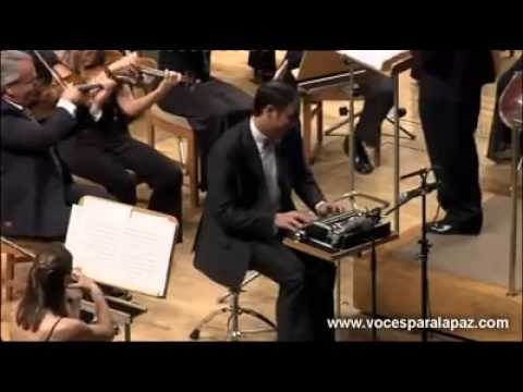 Awesome Funny New Instrument For Orchestra Music