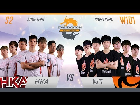 HKA vs Ardeont - OPC 2017 Season 2 Group Stage R.1 G.3