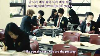 Video Beast - I like you the best MV [english subs + romanization + hangul] download MP3, 3GP, MP4, WEBM, AVI, FLV Juli 2018