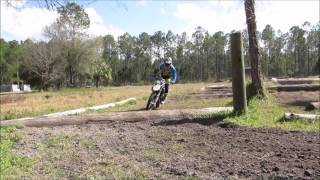 MIke Brown 2015 Endurocross training