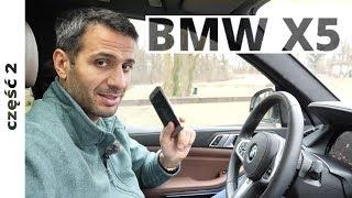 Rusz głową, bo nie pojedziesz! BMW X5 - techniczna część testu