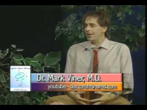 "Erasing The Stigma     Dr. Mark Viner Is ""the Doctor!!!"""