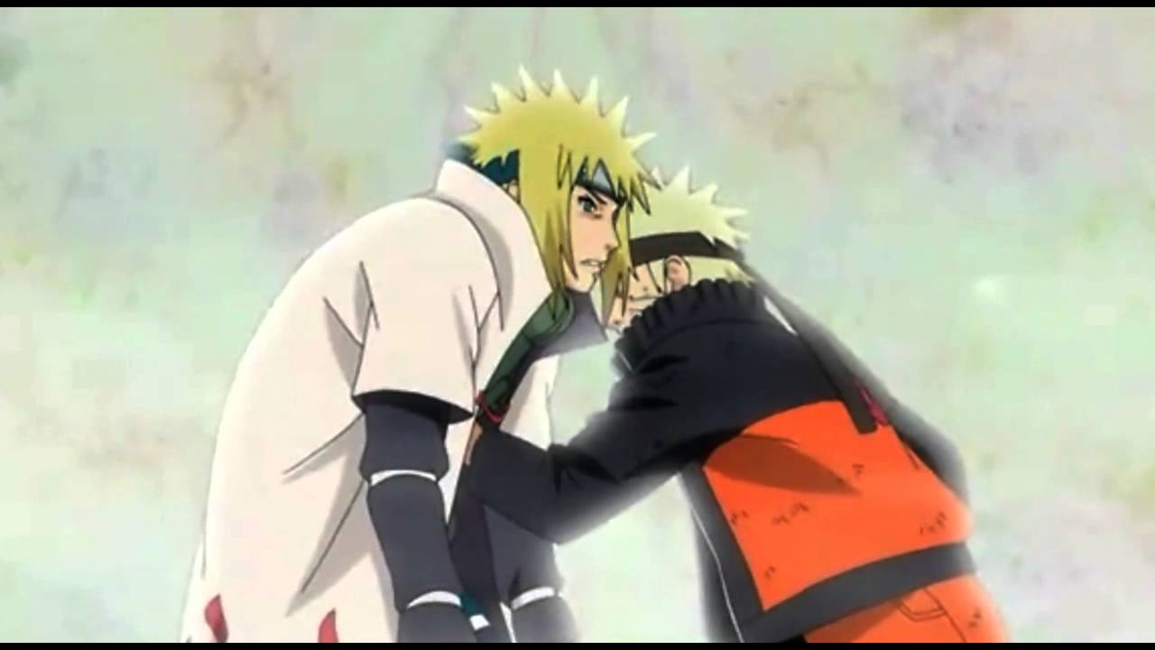 naruto and his father meet *requestedgohen007* - youtube