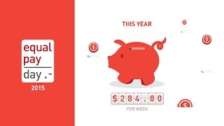 2015 equal pay day (motion graphics)