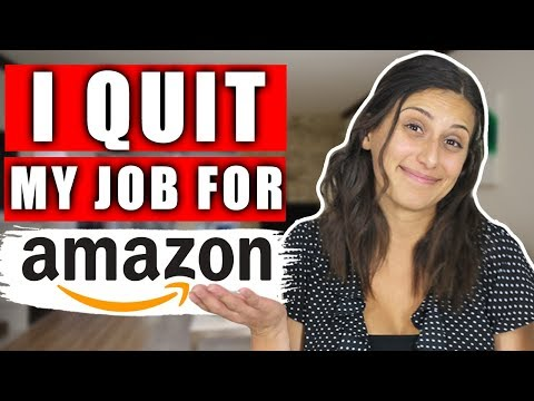 I Quit My 9-5 Job For Amazon FBA