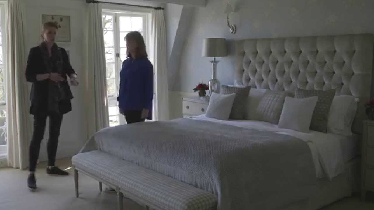 Dream Homes Step Inside The Master Bedroom Of A Hampshire Home