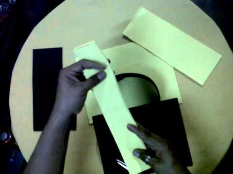 cómo hacer un sombrero sencillo de foamy estilo cowboy - YouTube 79e2175ea4a