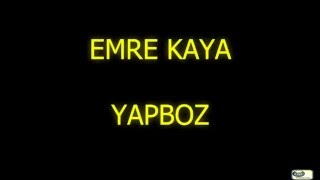Download lagu Emre Kaya Yapboz Lyrics MP3