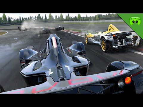 PROJECT CARS # 3 - Hier wird gerammt «» Let's Play Project Cars Together | HD 60 FPS