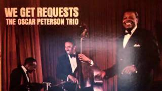 Oscar Peterson trio Have You Met Miss Jones