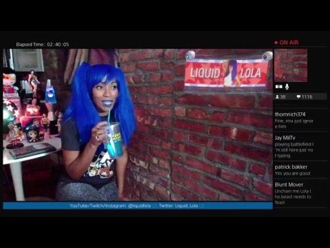 Liquid Lola's Let's Talk Tuesday! 7/25/17