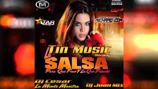SALSA TIN MUSIC 2018 DJ JUAN MIX EL ORIGINAL FT DJ CESAR
