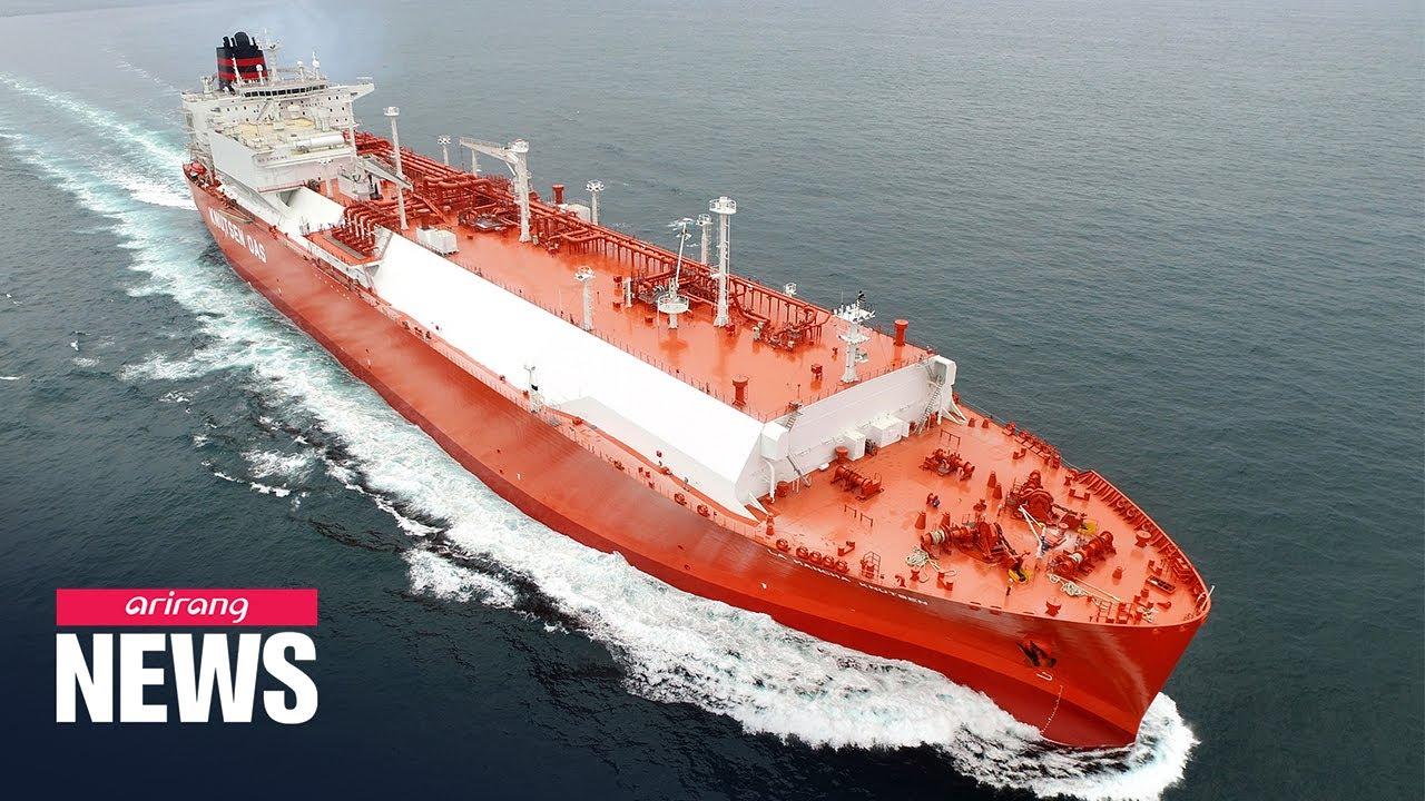 S. Korean shipbuilders dominate global orders for July