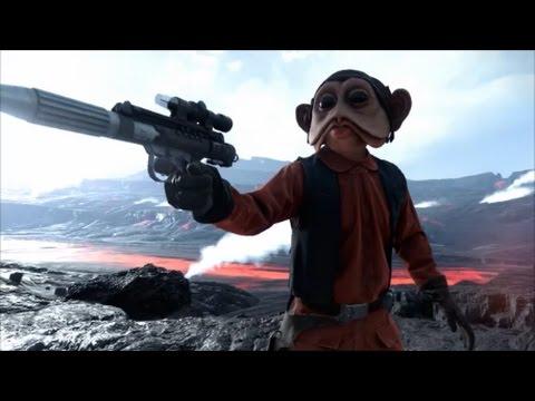 Star Wars Battlefront Skirmish Walker Assault Nien Nunb