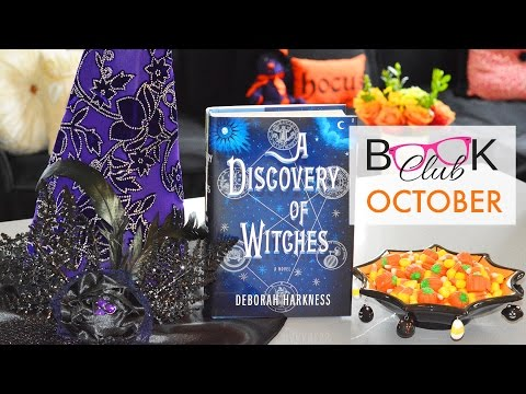 Book Club October 2016: A Discovery of Witches!