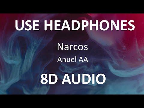 Anuel AA – Narcos ( 8D Audio ) 🎧