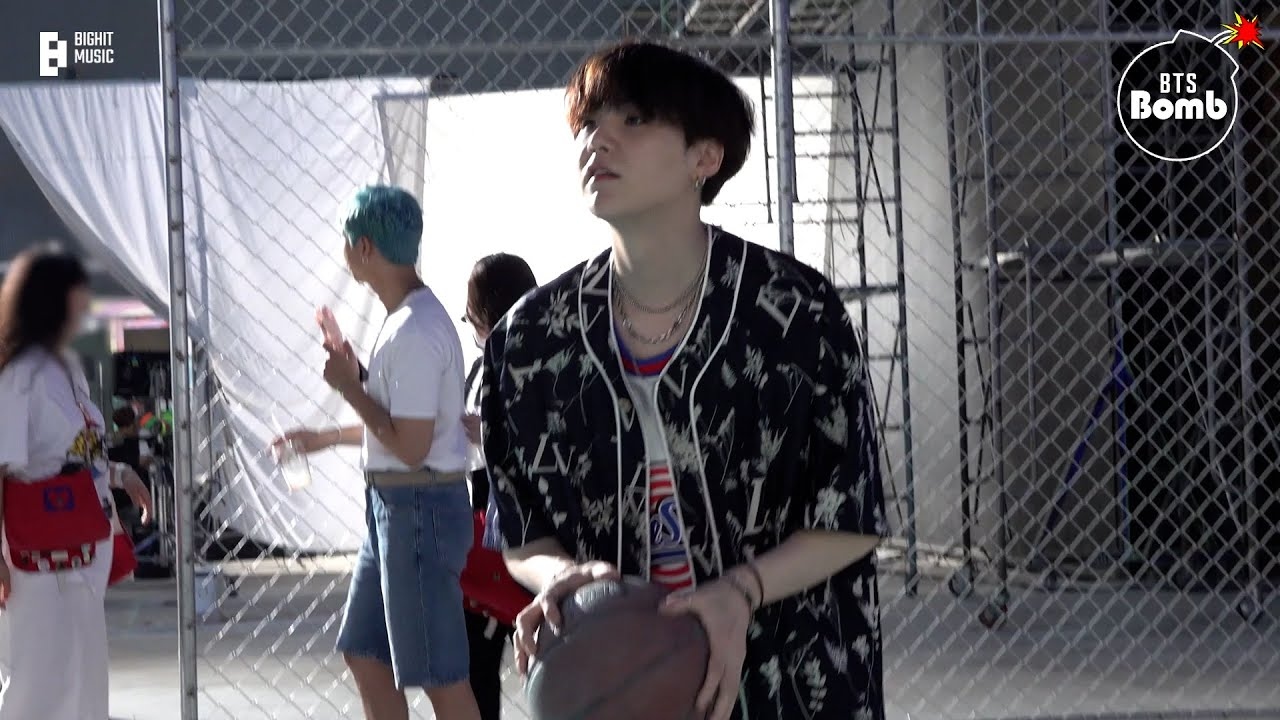 [BANGTAN BOMB] BTS Plays Basketball  - BTS (방탄소년단)