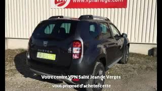Dacia Duster 1.5 DCI110 PRESTIGE 4X4 à vendre à Ariège chez VPN Autos