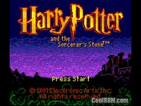 Harry Potter and the Sorcerer's Stone GBC Speedrun in 1:28:07 (RT)